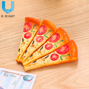 Plastic Shaped Pizza Pen for Promotion