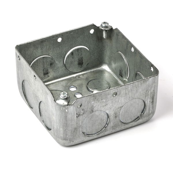 4'' electrical steel conduit box ip68
