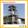 High performance biodiesel/used cooking oil making biodiesel plant for sale/biodiesel machine price with animal fat