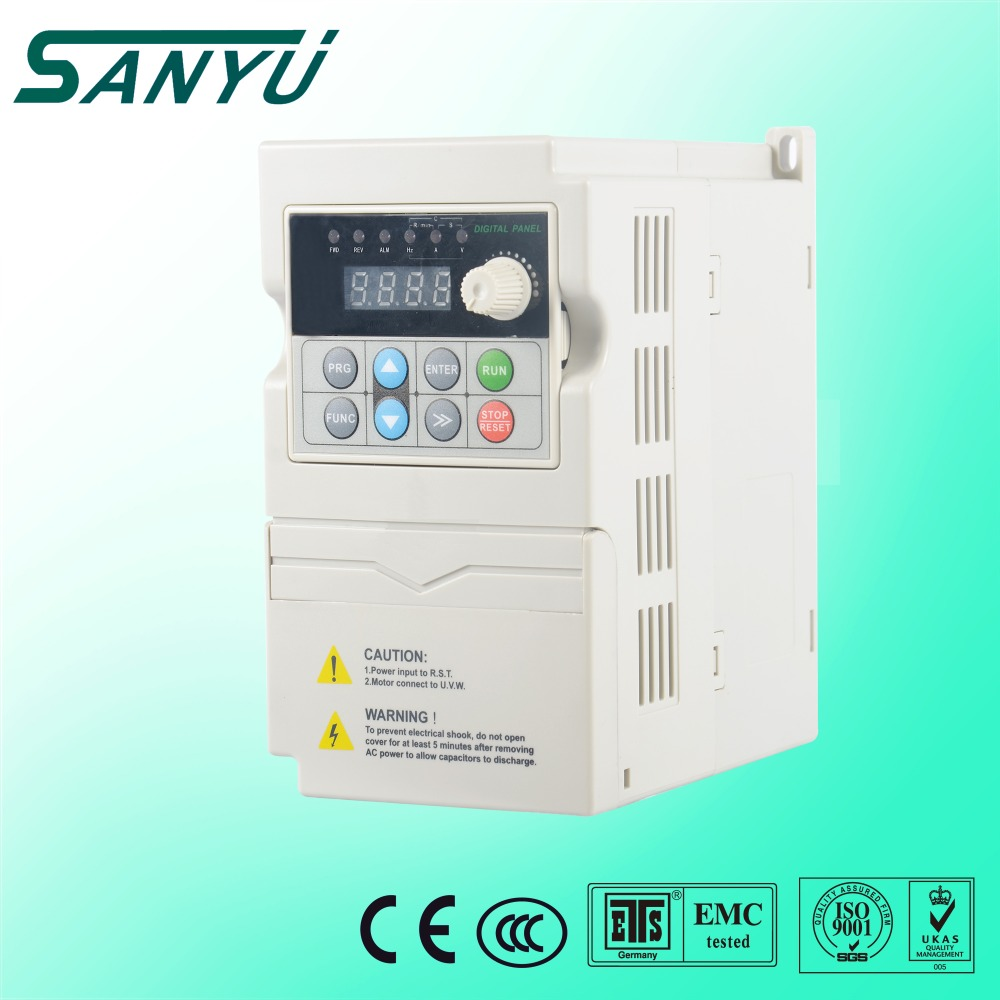 SY5000 Series simple type DC Input Motor AC Drive