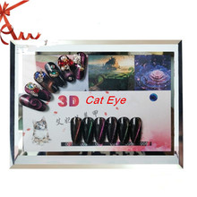 New arrival magnetic aurora 3d wholesale products cat eyes gel nail polish