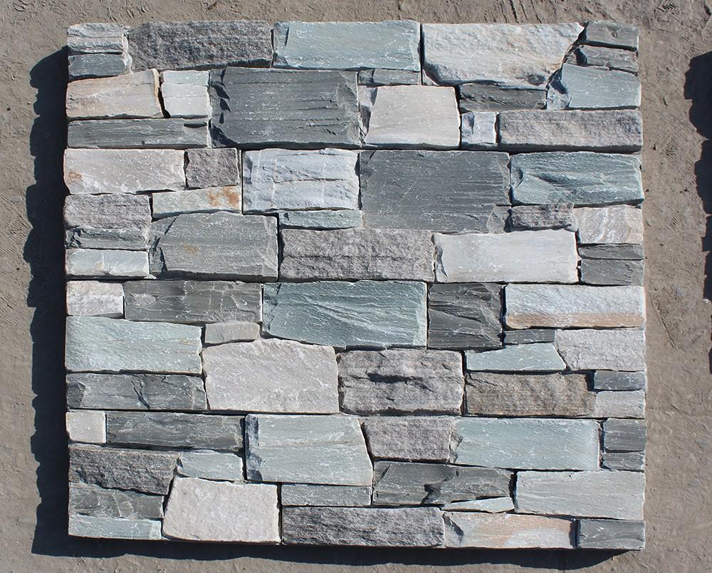 Piedra exterior fachada piedra picoteada para exterior o fachada foto piedra exterior fachada - Fachada de piedra ...