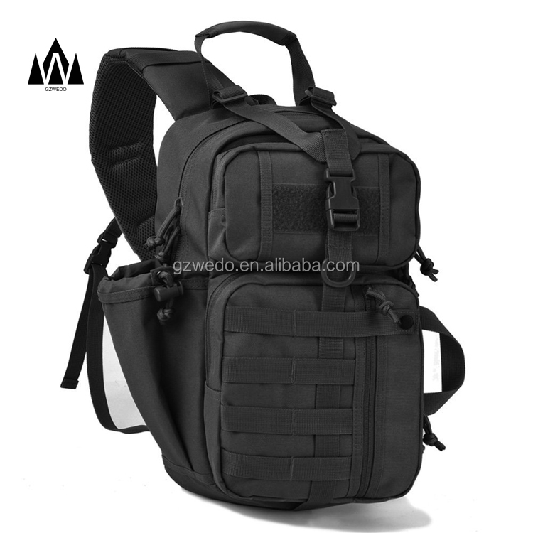 Waterproof Tactical Women Sling Bag Men Chest Bag Army Military Shoulder Sling Bag Backpack Everyday Carry Day Pack for Sport