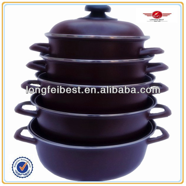 Health-care Purple Sand clay pot/casserole/cookware