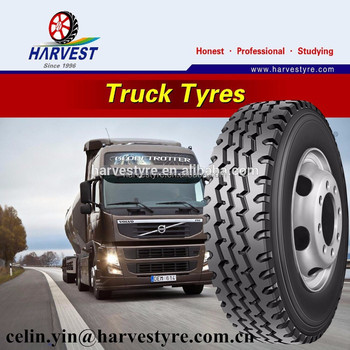 Tube type All-steel Radial Truck Tyres with GSO Certificates