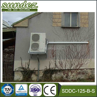 SDDC-125-B-S DC inverter heat pump prices heat pump reviews