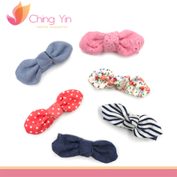 Hot sale baby girls lovely germination clip series hair gripper hair grips bobby pins with non slip piece