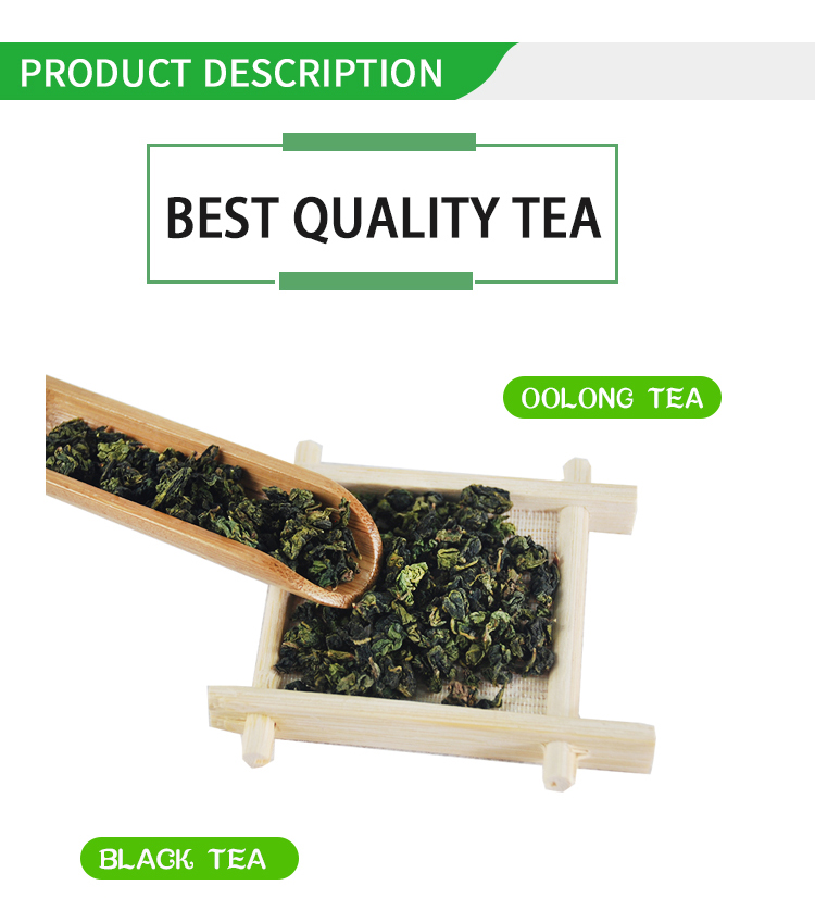 China Powdered Instant Green Tea Bagged Instant Ginger Tea