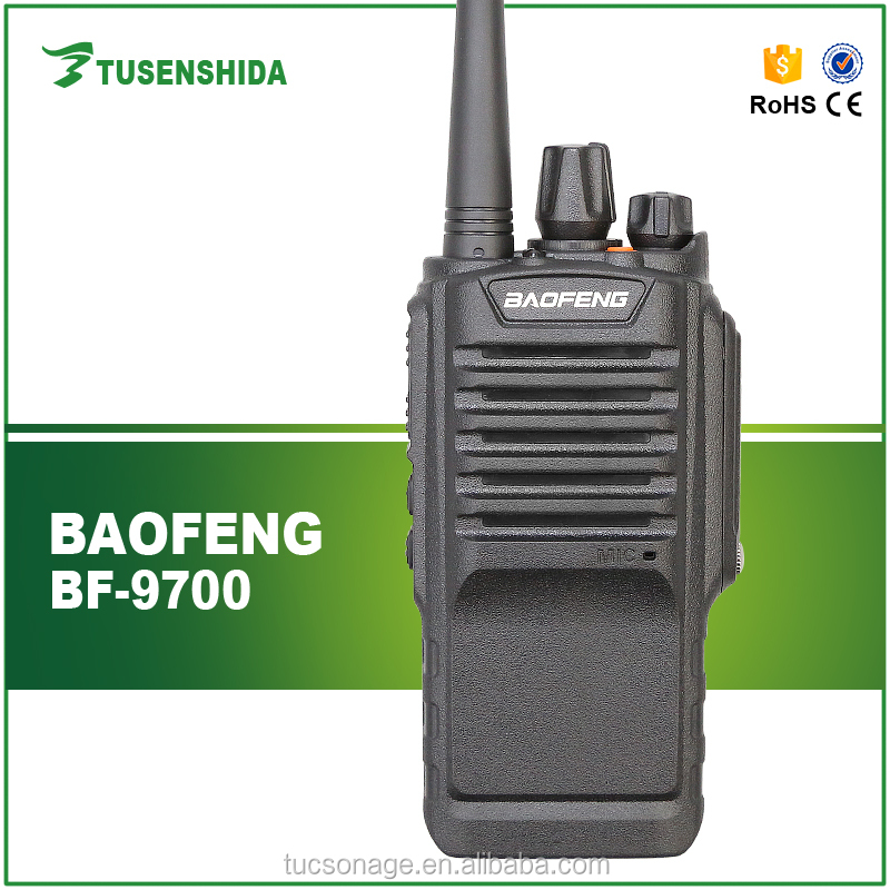 Baofeng BF-9700 Portable Walkie Talkie 8W UHF IP67 Waterproof Scanner Two Way Radio Professional Comunicator Transceiver