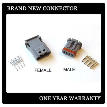 JAE MX1900 4 Pin Male Female Gray_350x350 jae mx1900 4 pin male female gray connector for harley davidson Female Different Wires at gsmportal.co