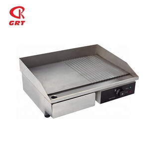 Electric Pancake Tepanyaki Griddle For Sale GRT-E818-2