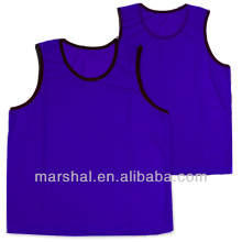 bib with number,sublimation custom soccer vests,training scrimmage vest
