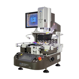 auto bga rework station ZM-R720 for 4K LCD Displays and LED video walls lamp beads repair machines