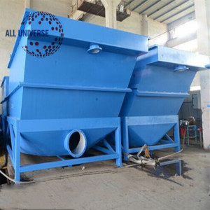 Inclined plate sedimentation tank/Lamella clarifier for wastewater Treatment , Lamella Sedimentation tank for wasetwater