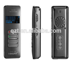 MP3 Blue tooth function 8gb digital telephone voice recorder with external microphone