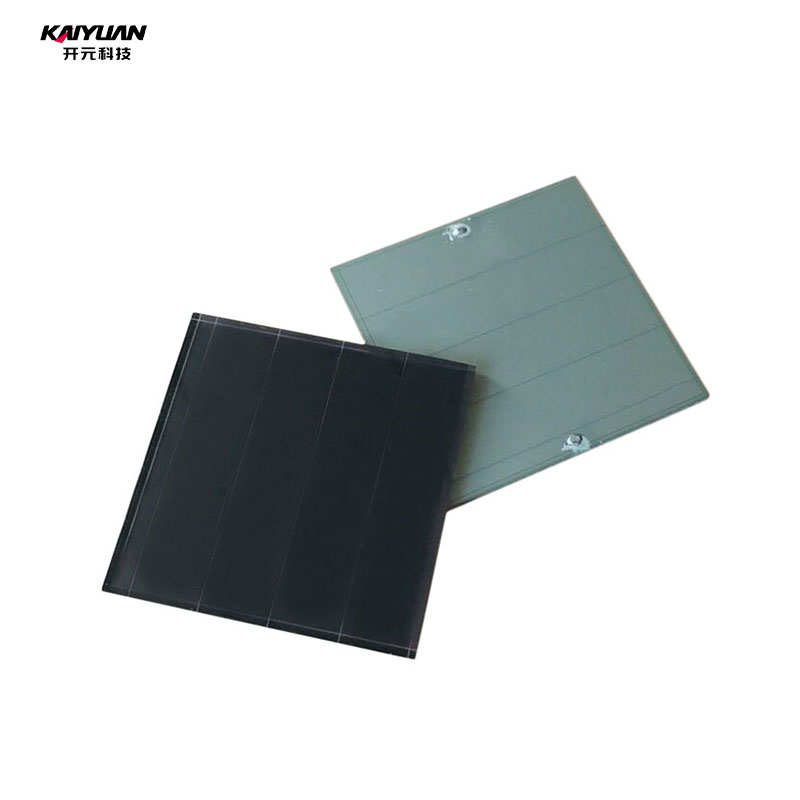 Indoor amorphous silicon amorphous thin film solar cell for sale