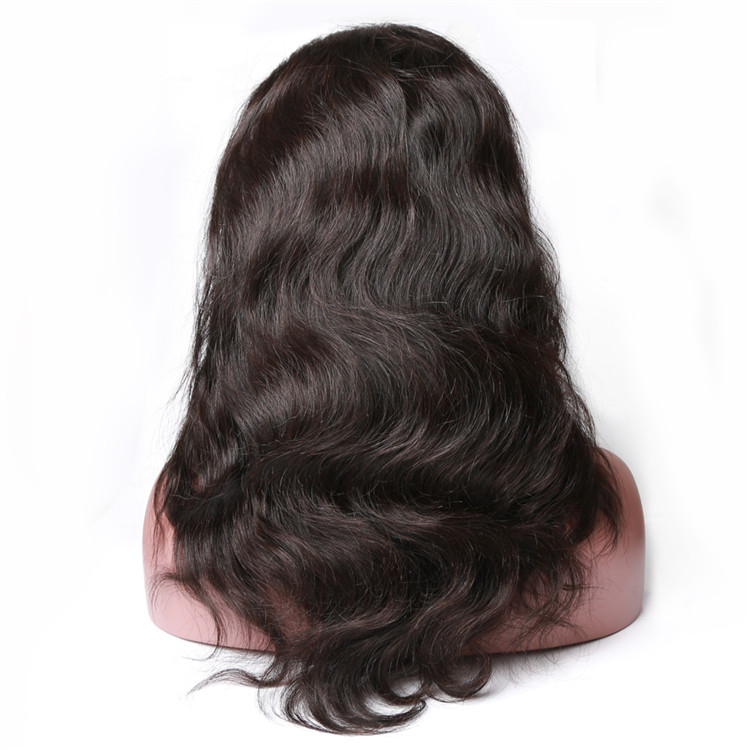 Wholesale 360 Lace Frontal Wig Pre Plucked With Baby Hair,Remy Brazilian Staight Lace Front Human Hair Wigs For Black Women