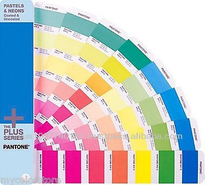 Pantone PASTEL & NEONS GUIDE GG1504 - Edition 2014