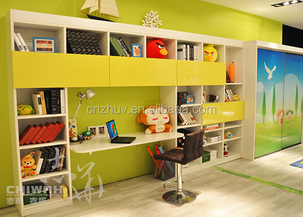 New Design Customized Children Bedroom Closet Cabinets Storage Bookshelves  In The Living Room - Buy Bookshelves In The Living Room,Bookshelves In The  ...