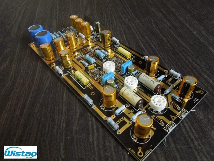 Tube Phono Preamp Circuits
