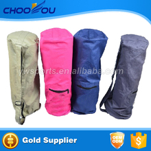 Wholesale Quality Canvas Yoga Mat Bag for Yoga Mat/Cotton Yoga Bags