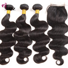 Body wave 10a grade 100% virgin remy unprocessed brazilian hair bundles, wholesale grade 10a virgin human hair extension vendors
