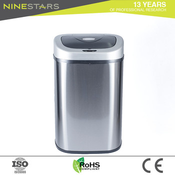 Stainless Steel Dual Multi Kitchen Bin With Recycle Compartment Manufacture