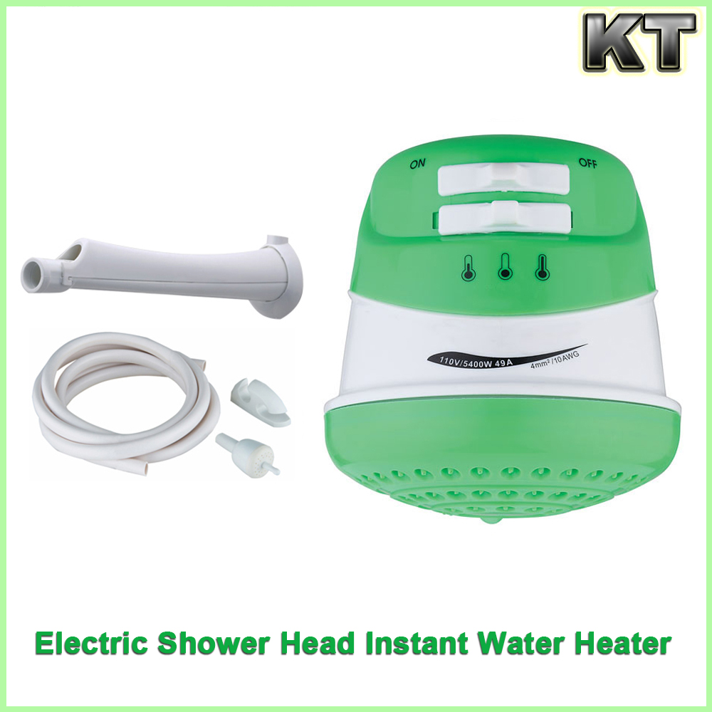 shower water heater