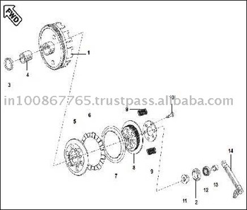 clutch assembly buy clutch assembly starter clutch assembly bike rh alibaba com Clutch Assembly Diagram Clutch and Pressure Plate Diagram