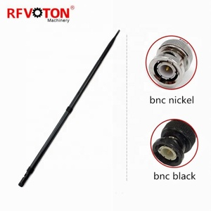 RFVOTON 433Mhz antenna bnc 15 DBI high gain omnidirectional rubber rod antenna