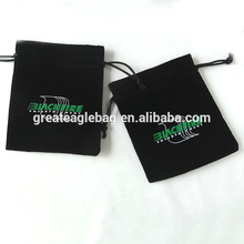 New innovative products drawstring gift velvet bag buy direct from china factory