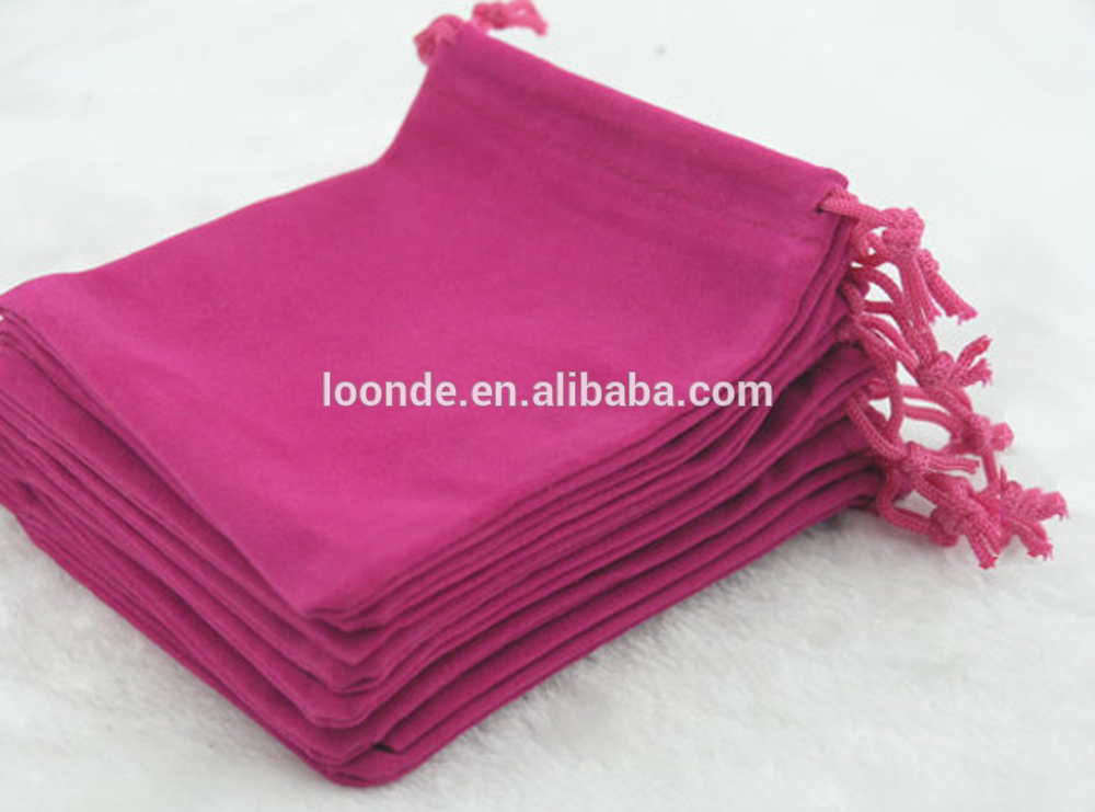 Velvet Drawstring Bags Wedding Gift Bags Velvet Cloth Jewelry Pouches
