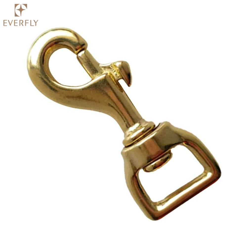 Strong Solid Brass Swivel Bolt Snap <strong>Hook</strong>