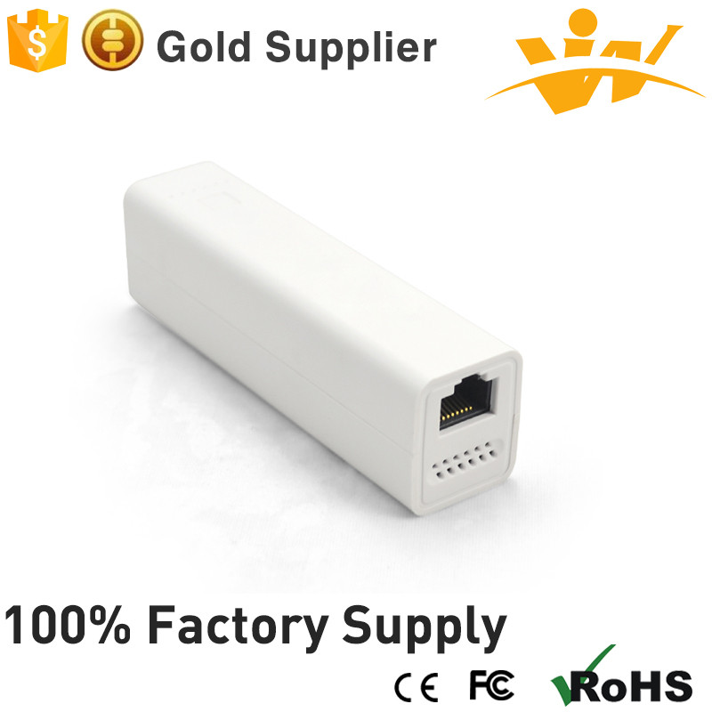 Mini super fast charging ABS plastic 2600mAH portable power bank