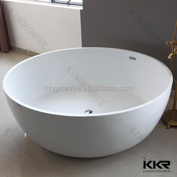 Tinas De Baño Redondas:Round Freestanding Bath Tub