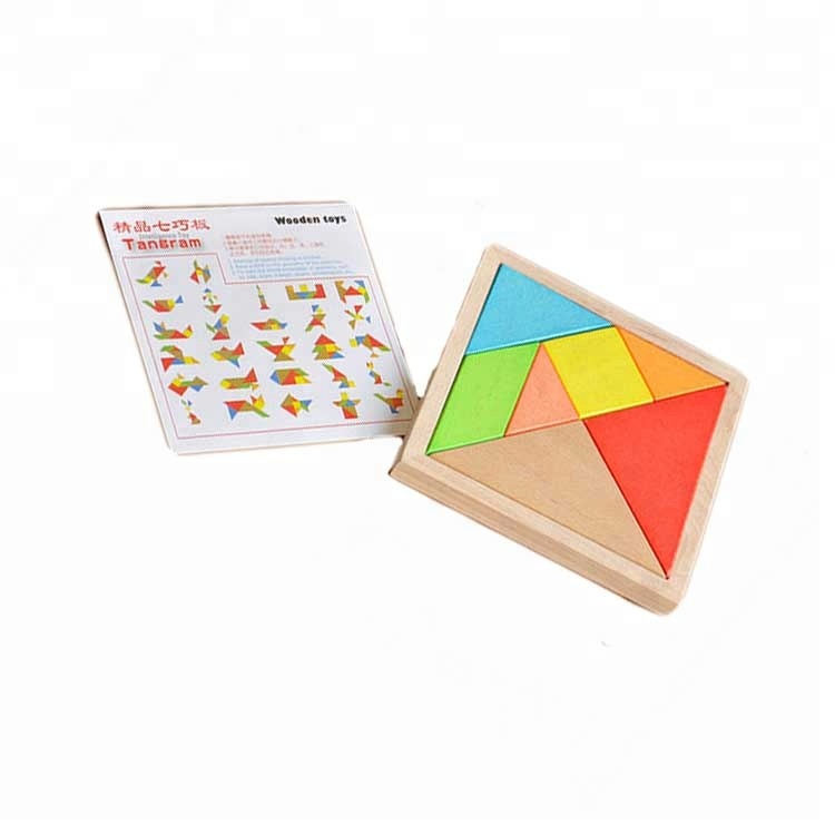 Toys & Hobbies Sincere Baby Wooden Toys 250 Tablets Of Amazing Childrens Intellectual Development Diy Puzzles Wooden Educational Kids Toys
