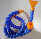 machinery adjustable coolant hose