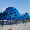 polycarbonate sheet manufacturer car parking shelters made in China