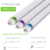 Ultra bright 175LM/W frosted cover direct wire type b t5 led tube g5 TUV SAA CE DLC approved with 5 years warranty