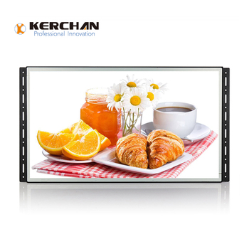 18.5'' lcd screen auto Power on/off with or without detecting moving body