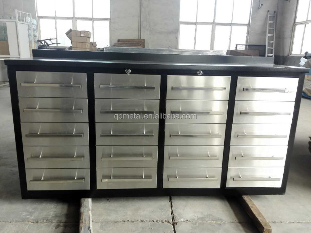 US General Garage Used Metal Tool Box Tool Cabinets For Sale