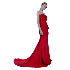 Great for home coming or prom red evening gown Women's Sleeveless Bra prom red evening gown