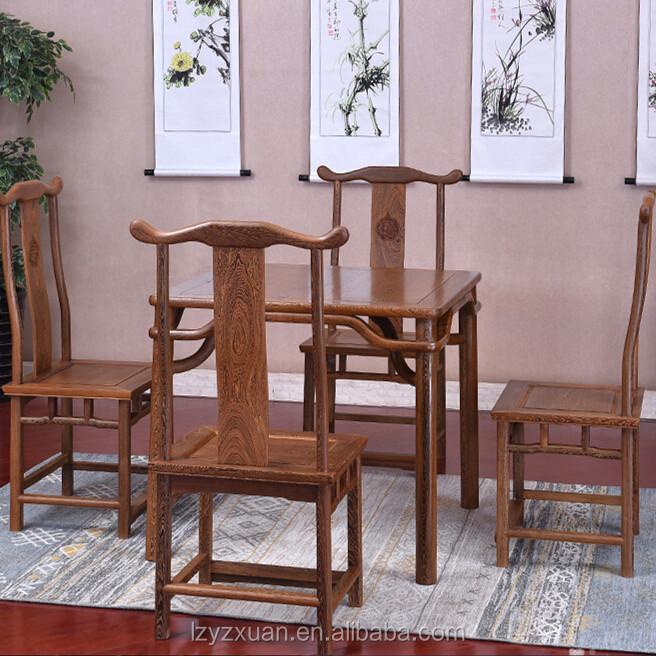 einzigartiges design luxuriöse mahagoni möbel chinesischen vogue, Esstisch ideennn