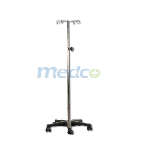 A010 Hospital stainless steel IV mayo stand