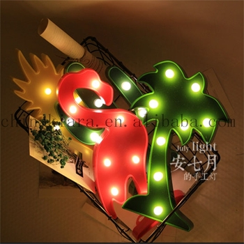 Factory Supply Lighted Palm Tree Decoration