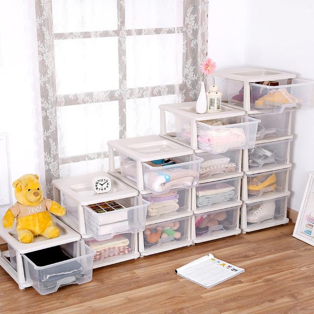 pas cher en plastique trois tiroirs armoire de rangement armoire finition grande bo te de. Black Bedroom Furniture Sets. Home Design Ideas