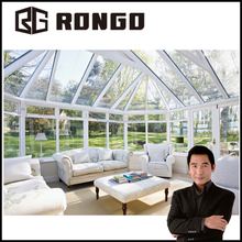 China alibaba sun room outdoor glass room for garden glass