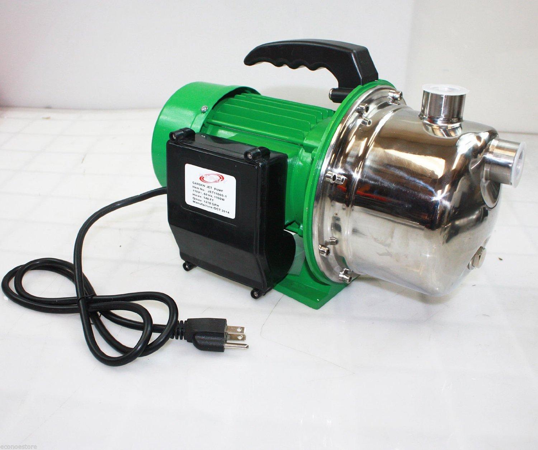 1100w 1.5hp Garden Jet Shallow Water Booster Pressure Pump Water Chiller Coolant