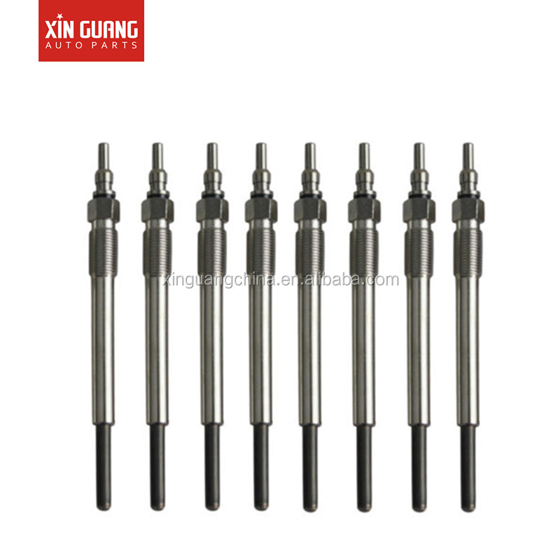 AC DELCO 37G Glow Plug 8 Piece Kit Set for Ford Van Pickup Truck 7.3L V8 Diesel