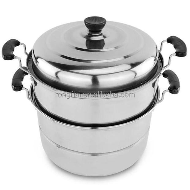 2/3 layers professional stainless steel food idli steamer optima steamer